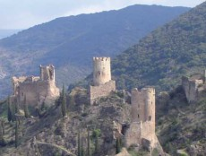 Châteaux de Lastours